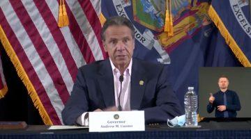 New York Valisi, Protestolar ve Covid-19 toplumumuzdaki eşitsizliği ortaya çıkardı