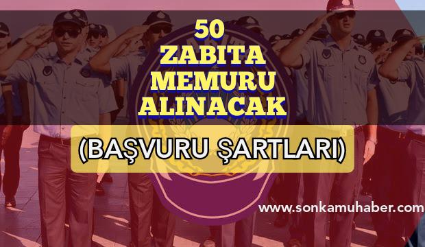 50 Zabıta Memuru alınacak , Beykoz Belediyesi başkanlığı İçin alım