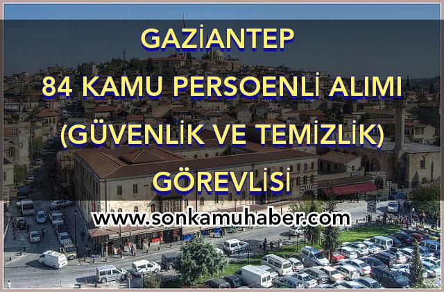 İşkur'dan Gaziantep Üniversitesi 84 Kamu Personel Alımı