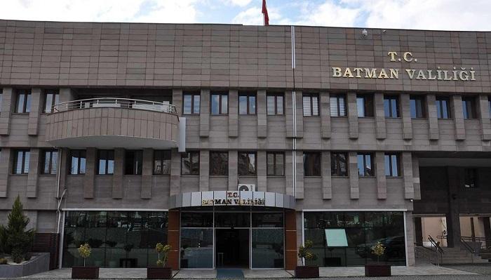Son Dakika Batman'da şehre giriş çıkışlar yasaklandı