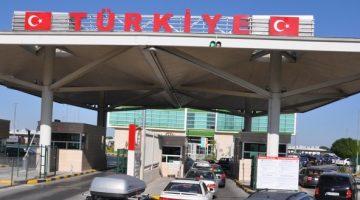 Türkiye normalleşme süreci kapsamında 2 sınır kapısını tekrar açıyor