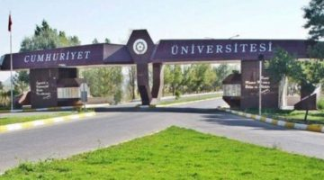 Cumhuriyet Üniversitesi 400 Sözleşmeli Sağlık Personeli alıyor