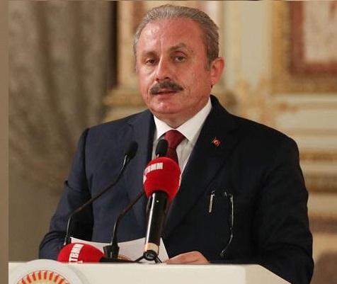TBMM Başkanlığına Mustafa Şentop seçildi