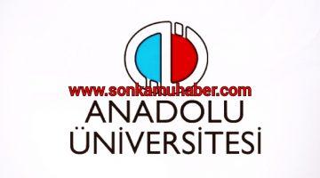Anadolu Üniversitesi, İkinci Üniversite İnternet Başvuru ve Kayıt Tarihleri