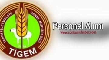 TİGEM; personel alımı başvuruları için son gün