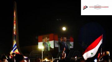 Suriye'de Yapılan Başkanlık Seçiminde Beşar Esad Seçildi